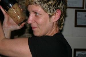 Aisha Sharpe of Contemporary Cocktails.