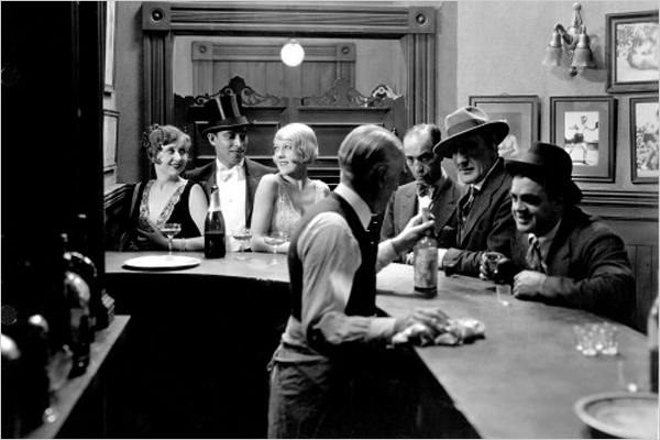 "Photo still of the 1928 film ""Dressed to Kill"" from NYTimes.com"