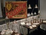 Absinthe glassware