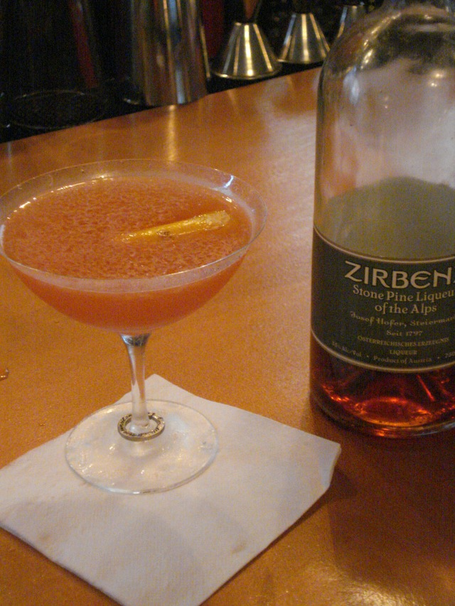 Ben Scorah's Vienna Cocktail