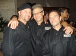 ROGUE's Willy Shine, Steve Olson, and Andy Seymour