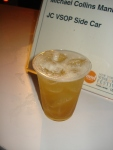 Sidecar with JC Cognac VSOP