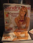 "Sandra Lee's ""Cocktail Time"" free for the taking"