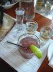 Tres Generaciones tequilas