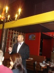 Jaime Salas, Brand Ambassador for Tres Generaciones