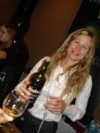 Davinia Small pours Ardberg 10 year