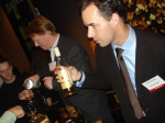 David Blackmore and Arnaud Dalibot of Glenmorangie