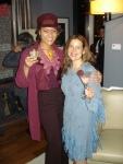 Carmen Carroll & Melanie Asher
