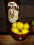 Amarula and Marula fruit.