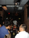 A crowded scene at Summit Bar