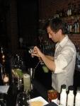 Summit Bar co-owner Greg Seider
