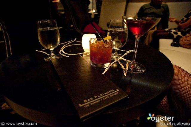 Surrey-Hotel-Bar-Pleiades