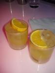 Absolute Crush (Absolut Mandarin, fresh orange juice, Hiram Walker Triple Sec)