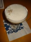"Gina Chersevani's ""The Alchemist"" (Jack Daniels, St-Germaine, lemon, lavender)"