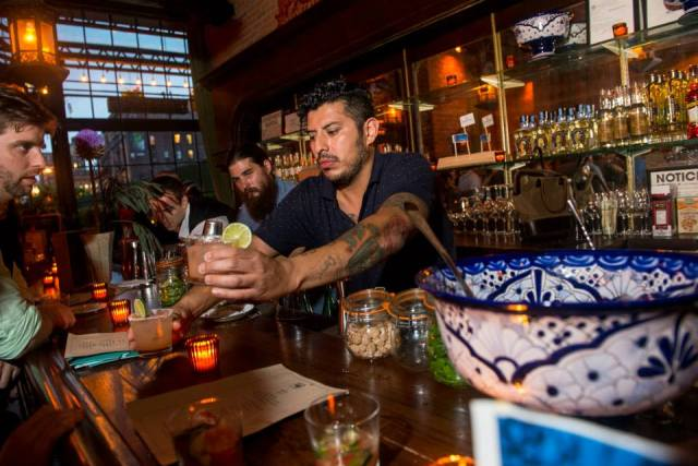Agave spirits take center stage at Bowery Hotel tonight, June 5.