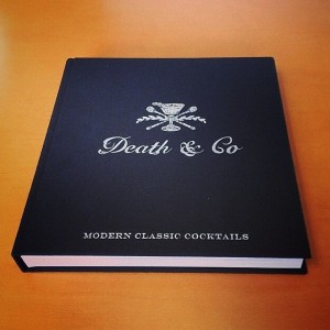 Death and Company book